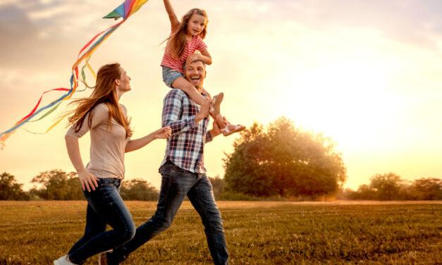 La familia: el laboratorio natural para el crecimiento saludable