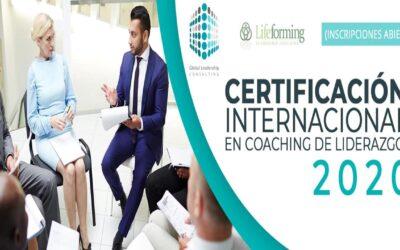 CERTIFICACIÓN INTERNACIONAL EN COACHING DE LIDERAZGO – Inicio: Mayo 2021