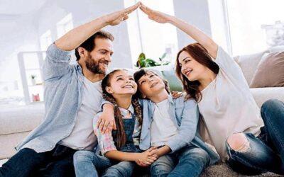 Los padres educan a través del contacto
